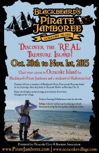 Pirate Jamboree Poster 2015